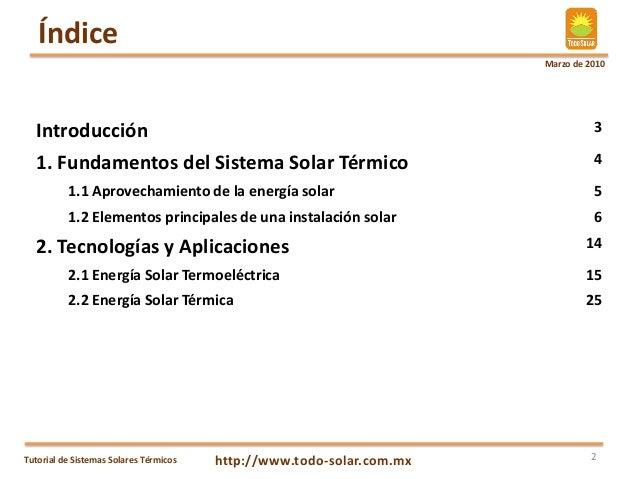 Sistema solar termico Slide 2