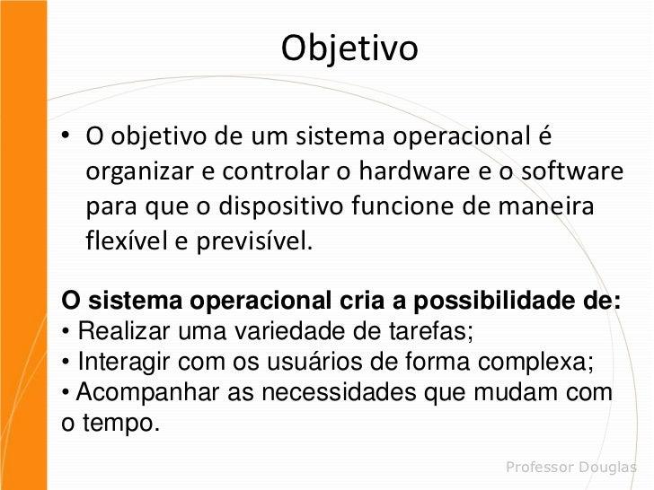 Sistemas operacionais   aula 01 Slide 3
