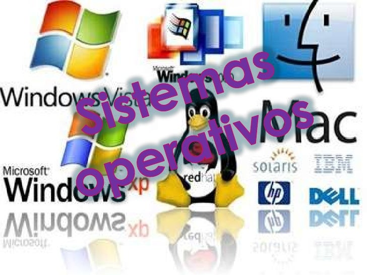 Sistemas operativos <br />