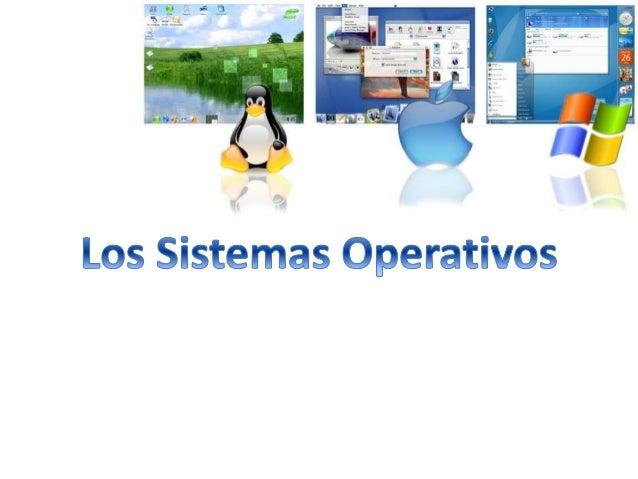 1. ¿Qué es un sistema operativo?  Un sistema operativo es el programa que oculta la verdad del hardware al  programador y ...