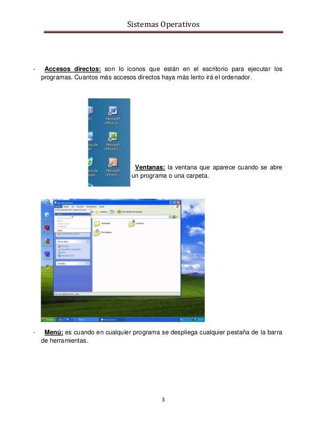 Sistemas operativos Slide 3