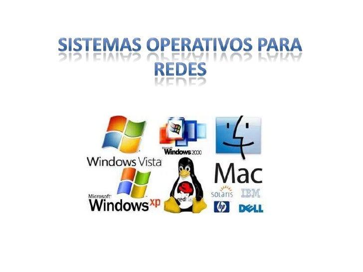 Sistemas operativos para redes for Cuales son los cajeros red