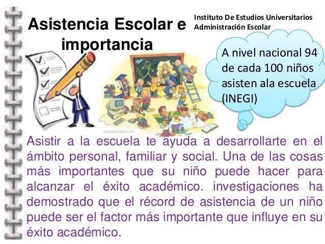 Importancia De La Escuela Sistemas Para Controlar Asistencia Escolar