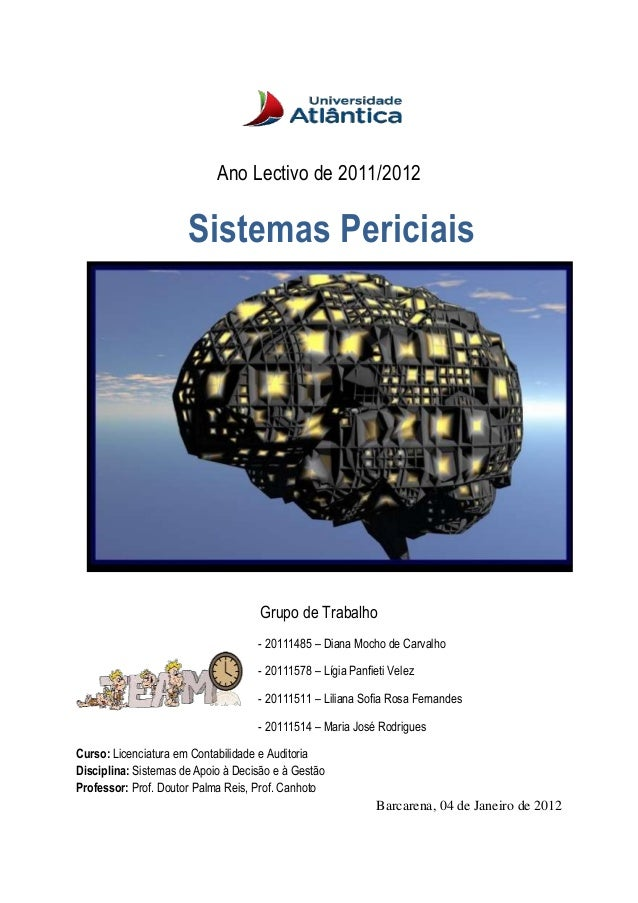 Ano Lectivo de 2011/2012 Grupo de Trabalho - 20111485 – Diana Mocho de Carvalho - 20111578 – Lígia Panfieti Velez - 201115...