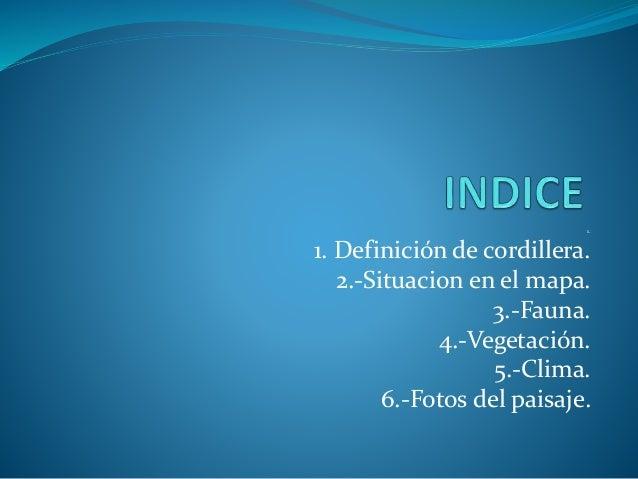 Sistema subbético alvaro+ Slide 2