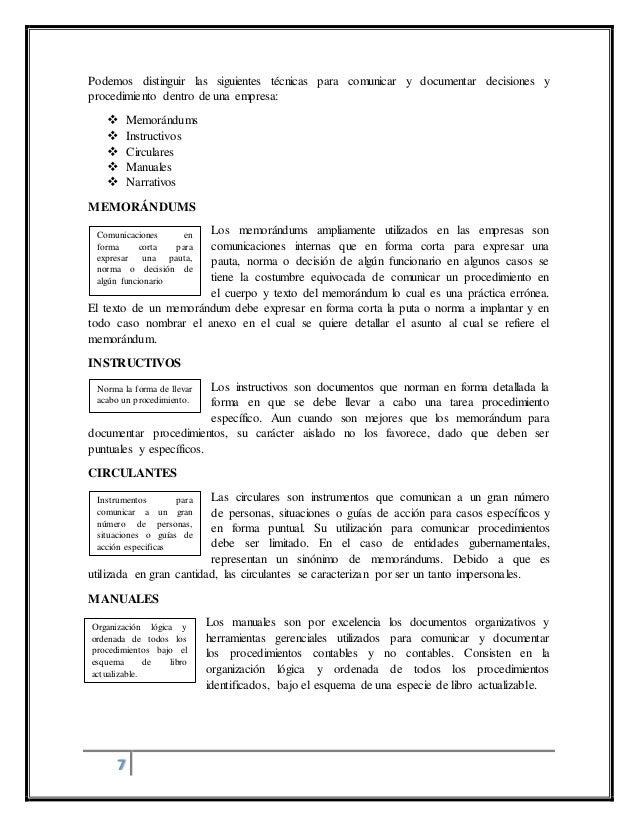 Trabajo grupal de procedimientos contables y manuales.