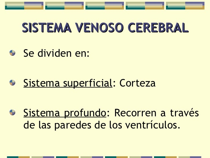Sistema venoso Slide 2