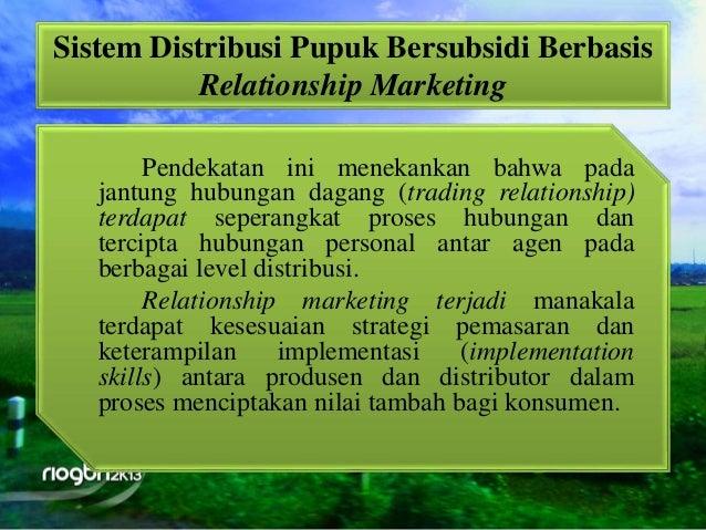 perbedaan antara konsumen dan customer relationship