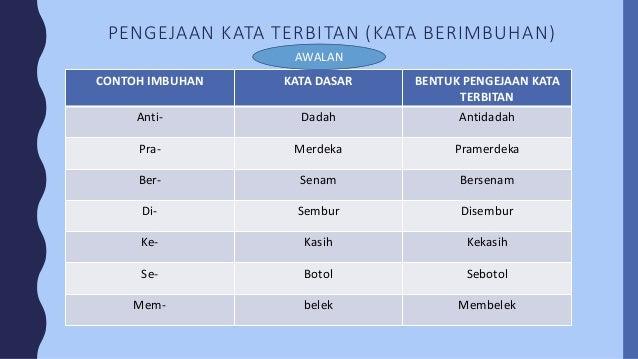 Bahasa Melayu Stpm Sem 1 Sistem Ejaan Bahasa Melayu Dan Tanda Baca