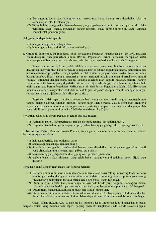 Sistem Gadai Pohon Kelapa Artikel Corrected