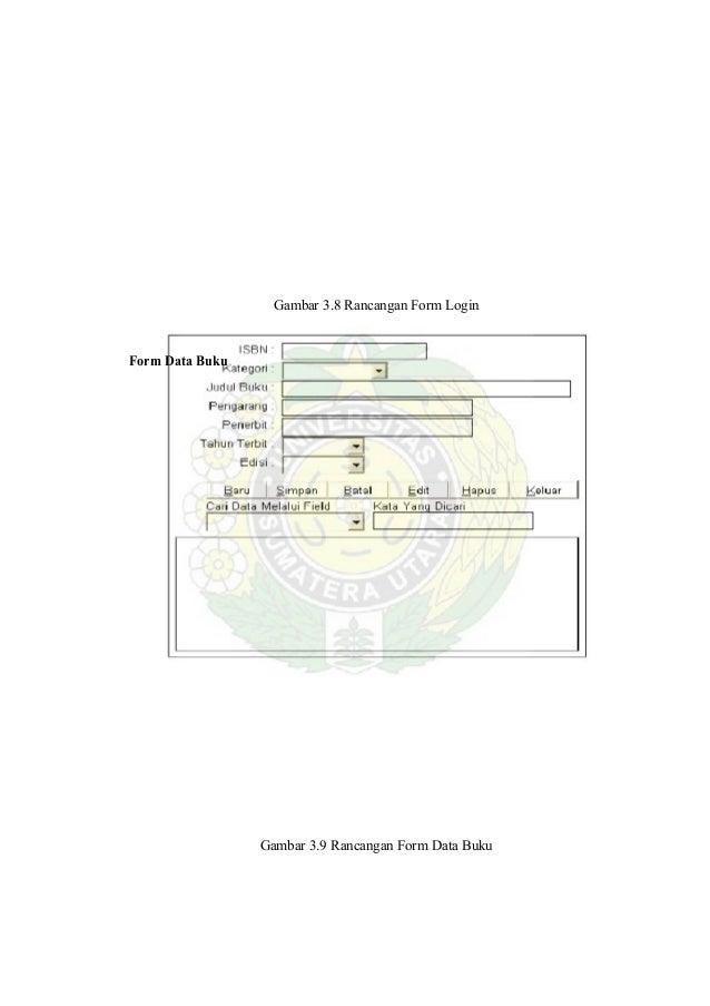 Sistem informasi perpustakaan 1 84 form data anggotaardiman hanif harefa sistem informasi perpustakaan ccuart Gallery