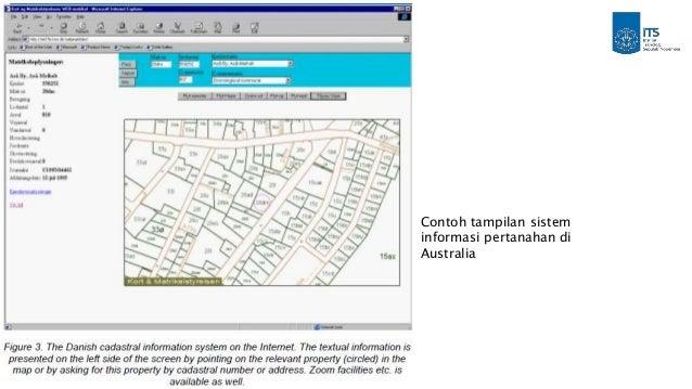Sistem Informasi Pertanahan di Australia