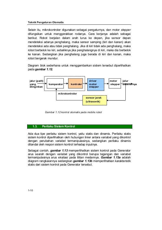 Sistem kendali otomatis 1 9 11 teknik pengaturan otomatis ccuart Gallery