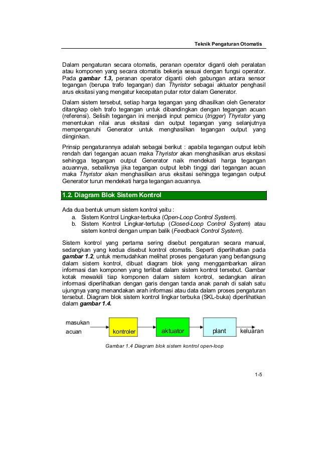 Sistem kendali otomatis gambar 13 pengaturan tegangan secara otomatis 1 4 6 ccuart Gallery