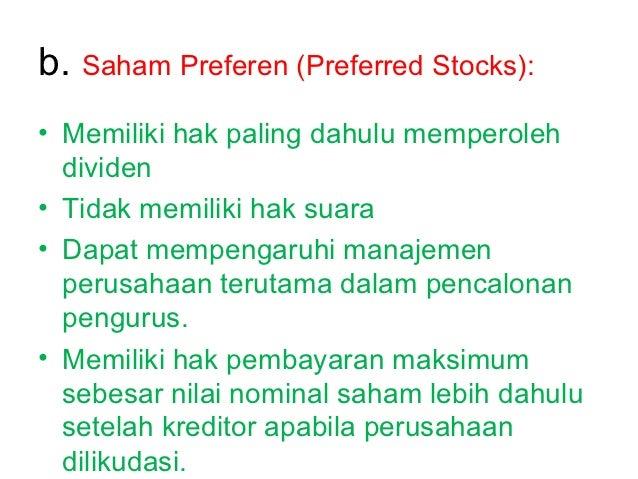 Perpajakan atas opsi saham perusahaan