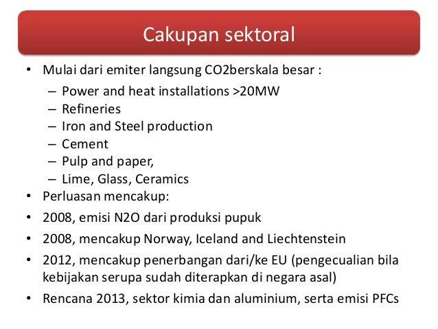 Berita sistem perdagangan emisi