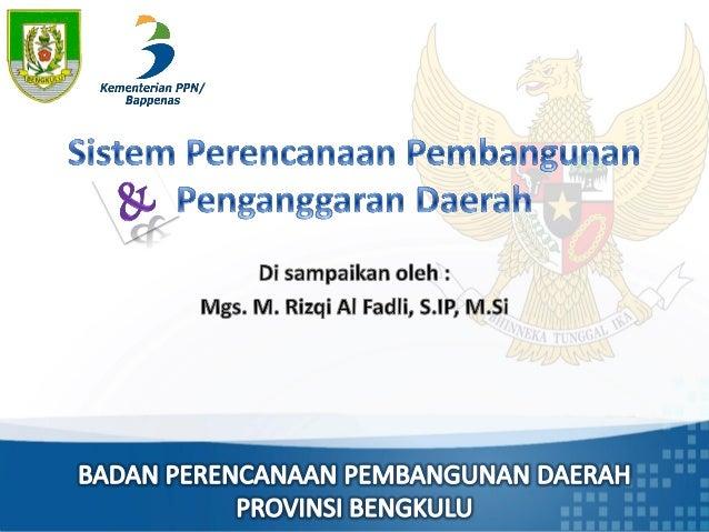 Nama : Mgs. M. Rizqi Al Fadli, S.IP, M.Si NIP : 19880905 200701 1 003 TTL : Palembang, 5 September 1988 Gol. : Penata Muda...