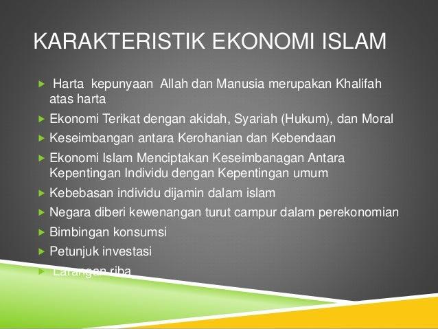 Sistem Politik Dan Ekonomi Islam
