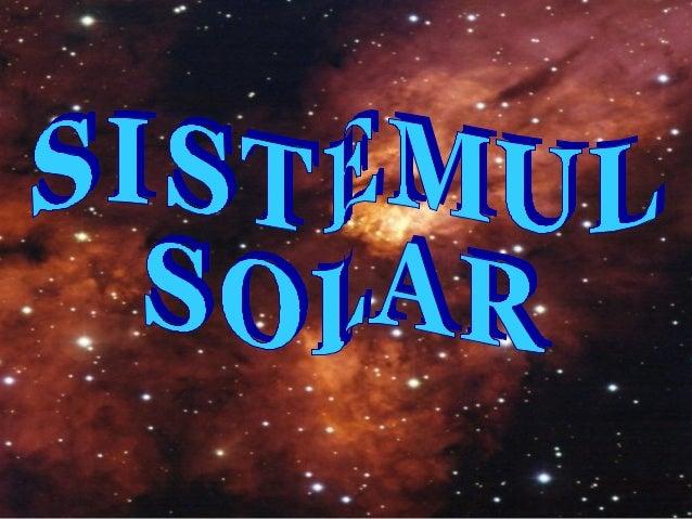 Sistemul Solar | Magic Dome  |Sistemul Solar