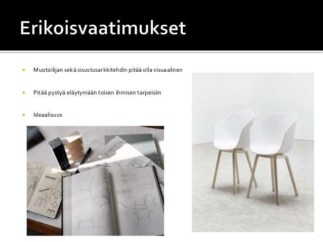 Sisustusarkkitehti Palkka