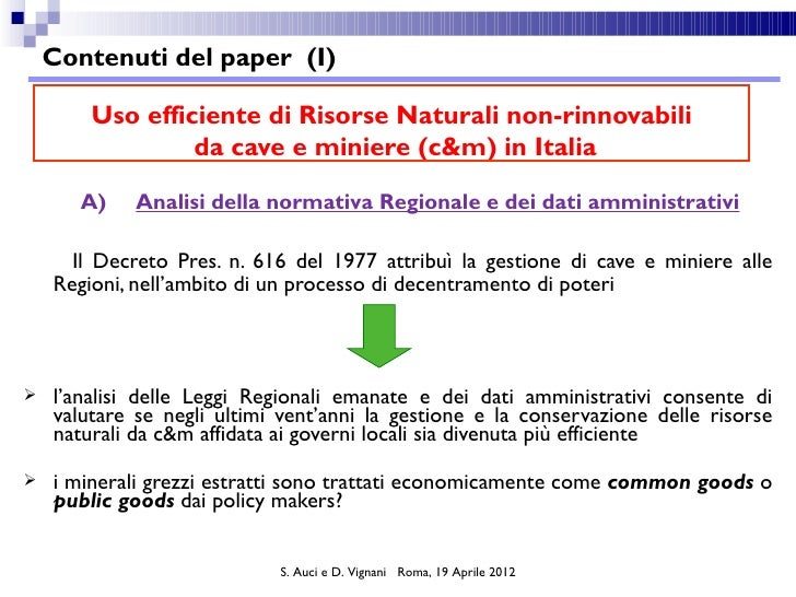 sisvsp2012_sessione6_vignani_auci Slide 2