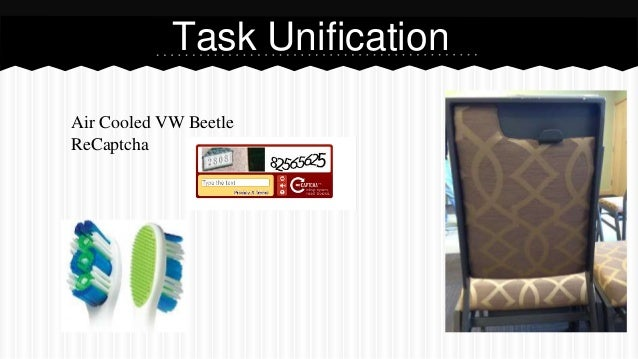 Air Cooled VW Beetle ReCaptcha Task Unification