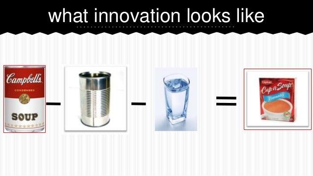 what innovation looks like