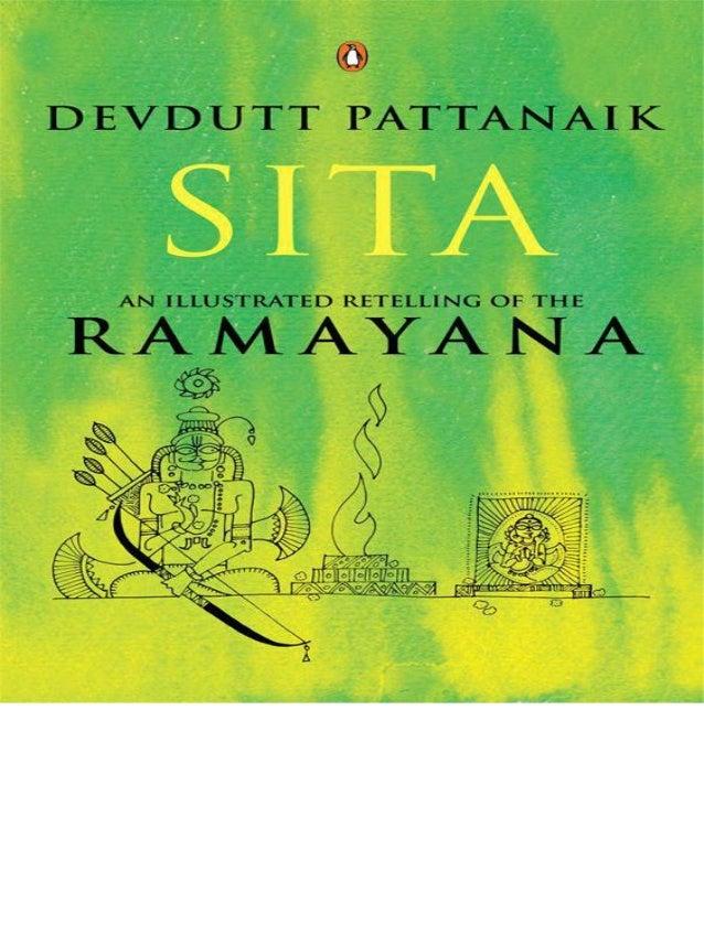 Devdutt Pattanaik sita An Illustrated Retelling of the Ramayana