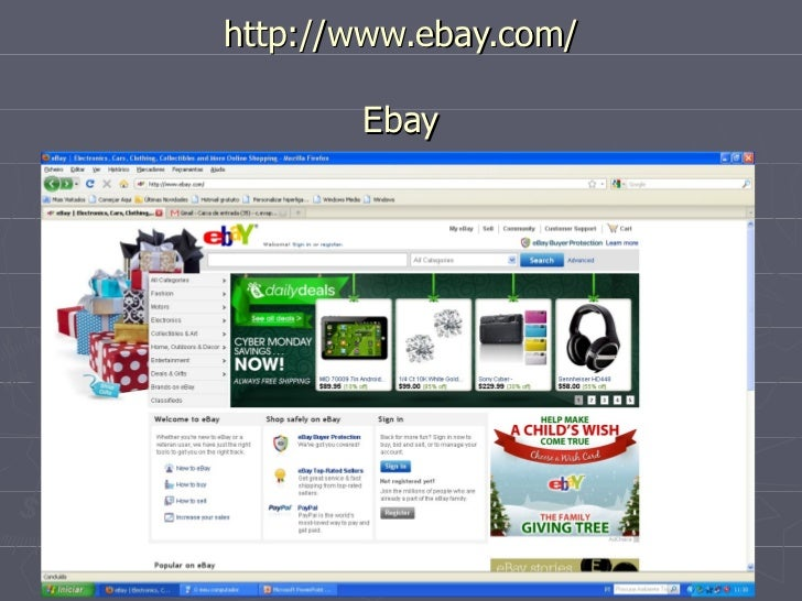 http://www.ebay.com/ Ebay