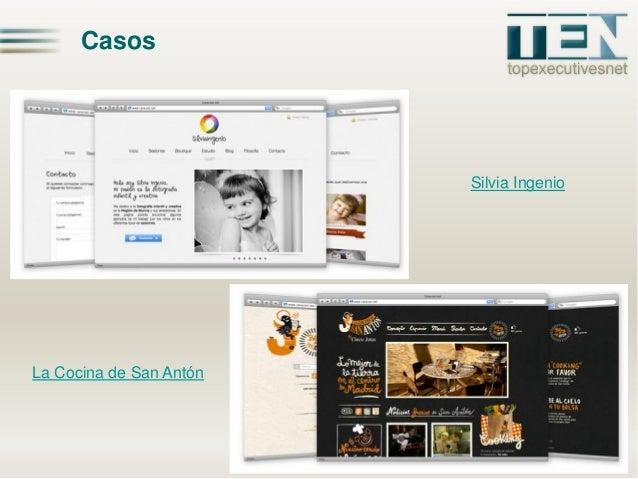 Casos  Silvia Ingenio  La Cocina de San Antón