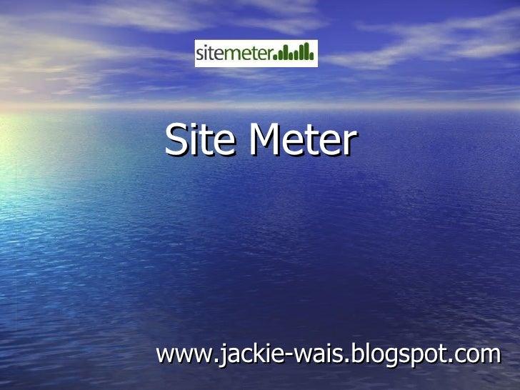 Site Meter www.jackie-wais.blogspot.com