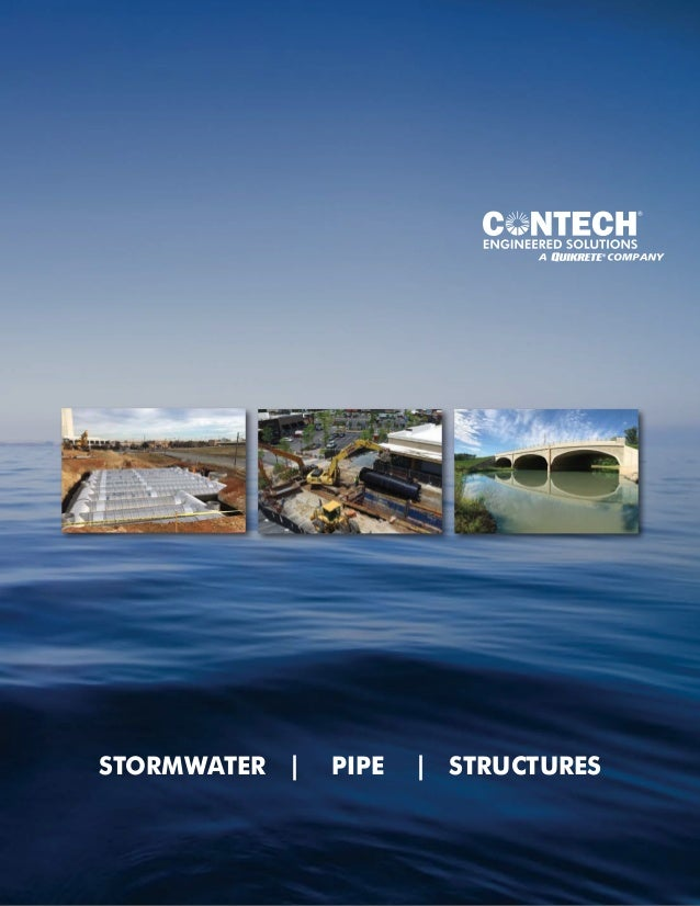 STORMWATER   PIPE   STRUCTURES