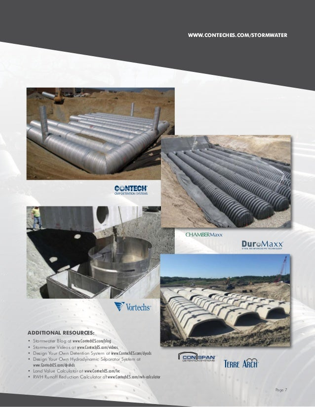 Site Solutions by Contech