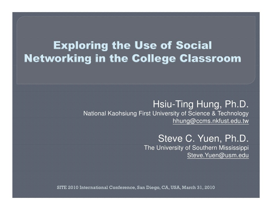 Hsiu-Ting Hung, Ph.D.            National Kaohsiung First University of Science & Technology                              ...