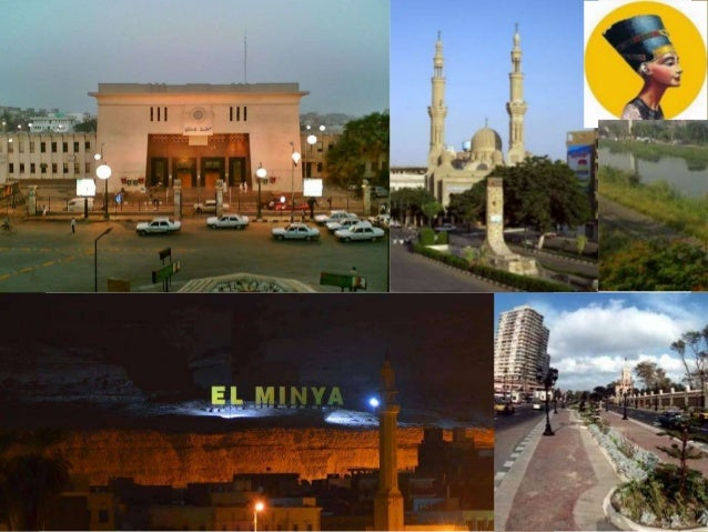  MINYA BECOME A HUGE SOURCE OF CULTURE FOR WHOLE EGYPT …!