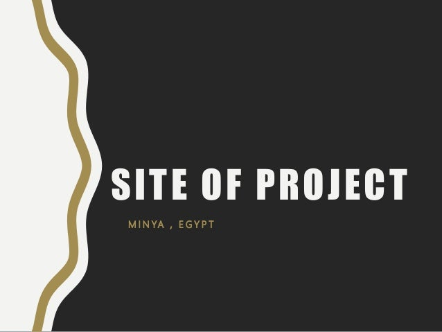 SITE N The Nile