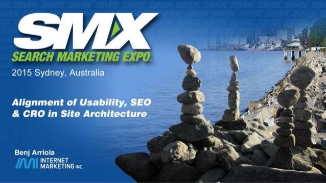 Benj Arriola Work SEO VP, Internet Marketing Inc. Speaker SMX, Pubcon, IRCE, OMS, eMA, EmMeCon, SEMCon, MORCon, and more! ...