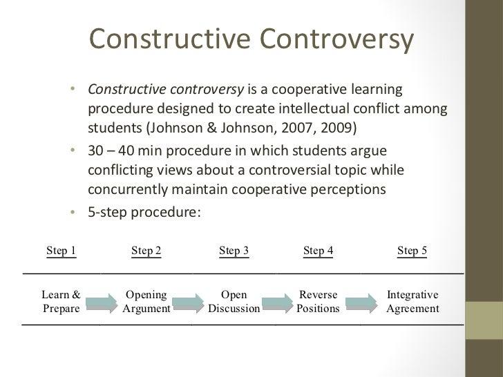 Differences Between Destructive & Constructive Conflict