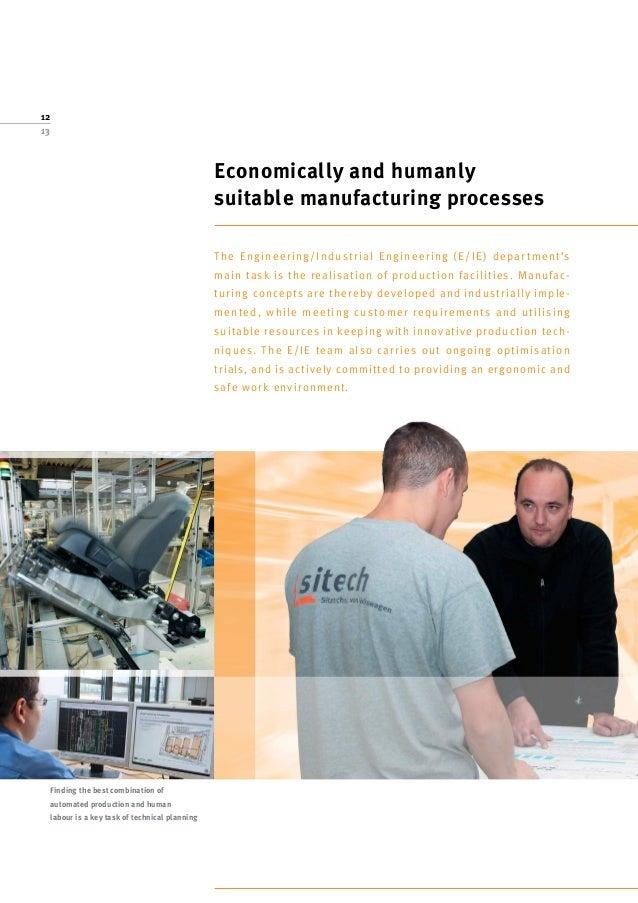 ... Departmentu0027s Many Tasks; 12. 13 12 The Engineering/Industrial ...