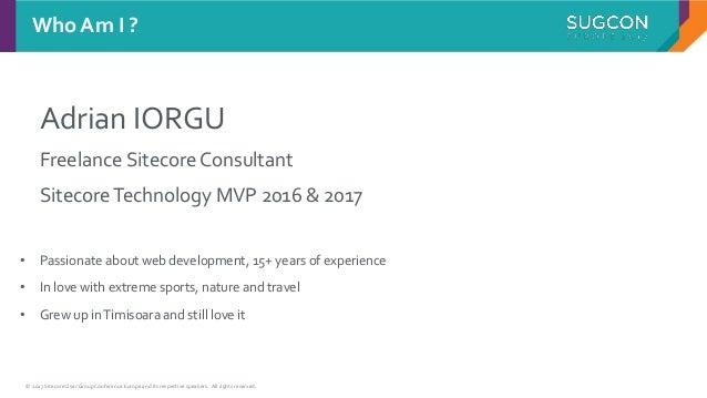 Sitecore and the Future of Web Development Slide 2