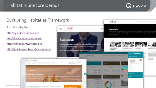 Sitecore Commerce and Helix
