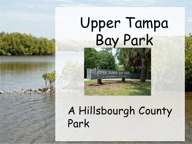 Upper Tampa Bay Park  A Hillsbourgh County Park