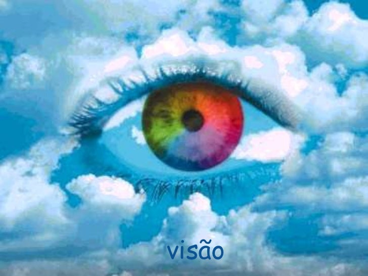 VISÃO<br />visão<br />VISÃO<br />
