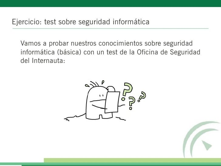 Introducci n a la seguridad inform tica for Oficina seguridad internauta