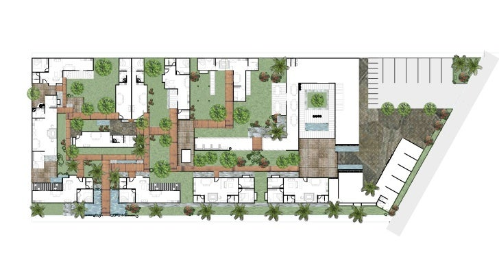 Site Plan Container 2