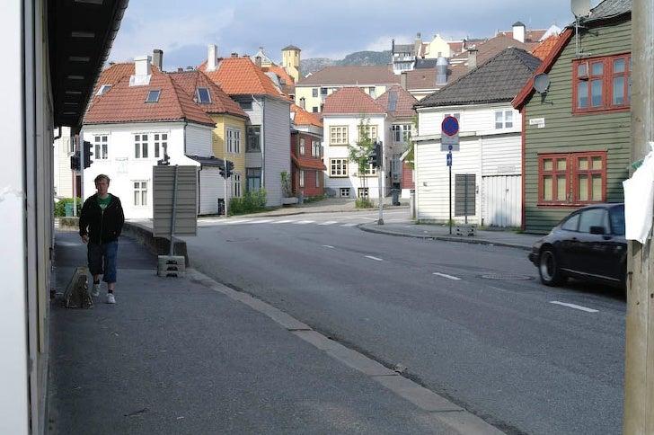Images from Nøstet, Bergen