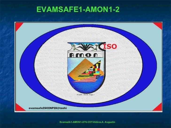 EVAMSAFE1-AMON1-2    Evamsafe1-AMON1-2/76-COT-Hélène.A. Augustin
