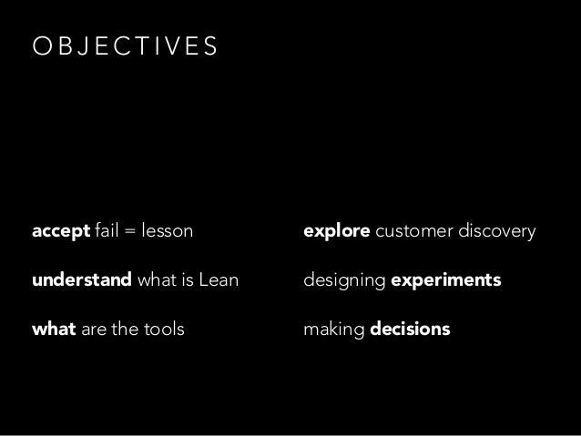 Lean Products & User Centred Designed Slide 3