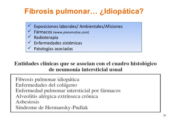 Fibrosis Pulmonar Idiopatica Epub