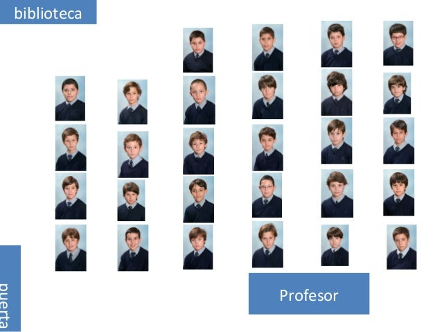 Profesor biblioteca